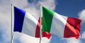 Italy France