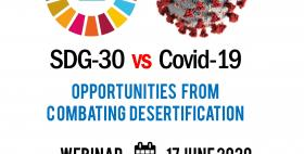 Desertification Day 2020 - NRD webinar 17th June
