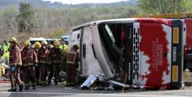 Tarragona car accident