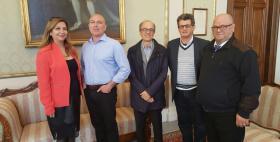 LU delegation at UNISS