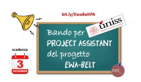 Project assistant EWA-BELT
